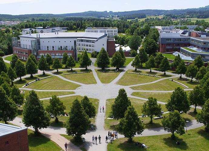 Drei Neue Forschungsbauten In Bayreuth München Und Würzburg